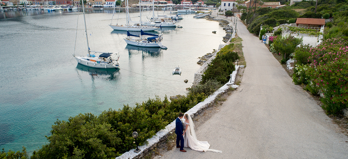 Phosart Kefalonia wedding
