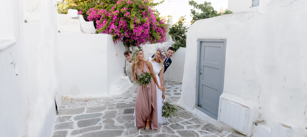 Phosart Mykonos Wedding 2