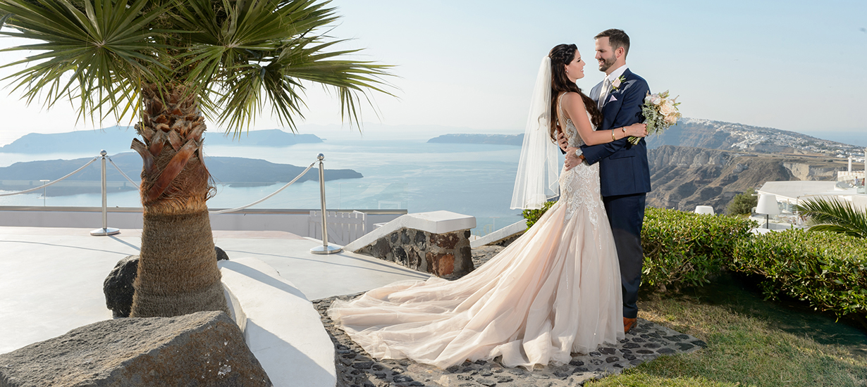 Phosart wedding at Santorini Gem 2