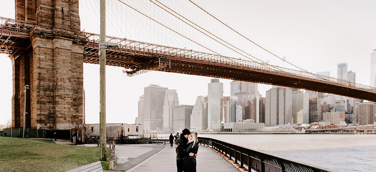 New York pre wedding photography 272 phosart cover in