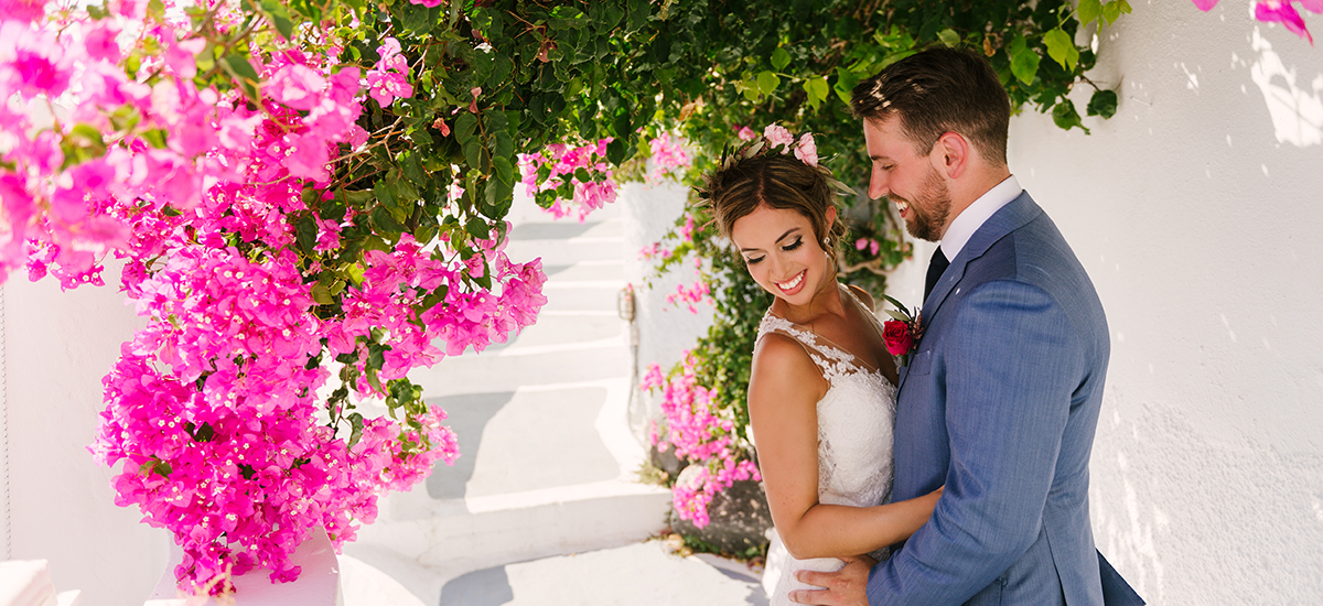 phosart elopement wedding santorini destination wedding wedding photography 1