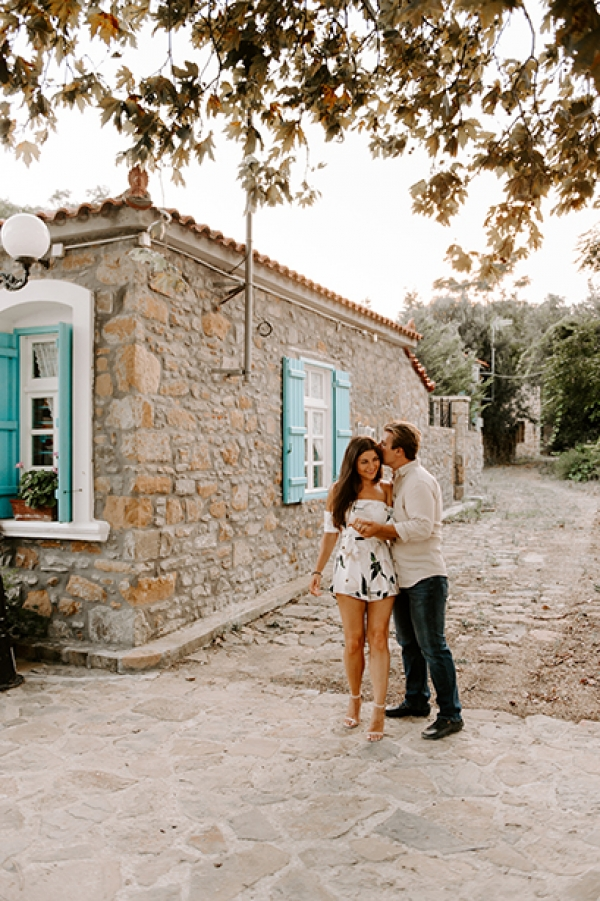 Pre-wedding photography at Lemnos, Greece!