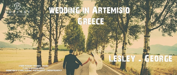 A Wedding In Artemisio, Greece