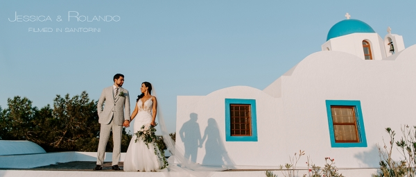 Rustic Rose Wedding at Rocabella Hotel