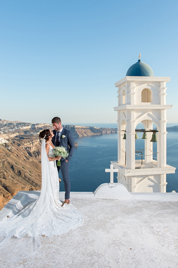 Romantic, Chic wedding at La Maltese Estate