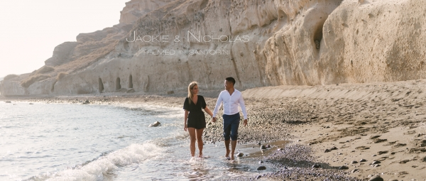 Jackie & Nicholas' Romantic Proposal at Dana Villas