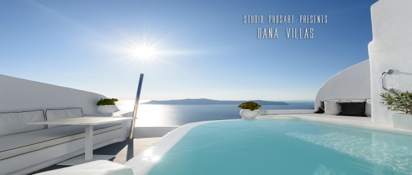 Honeymoon Pool Suites, Dana Villas & Suites, Santorini