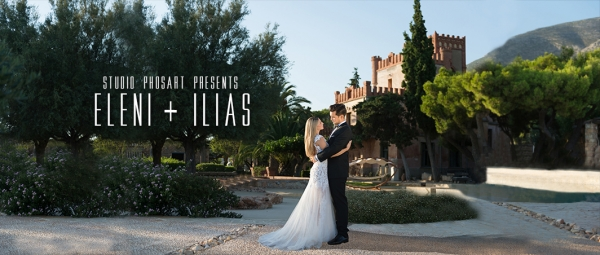 Majestic Wedding at Melissourgos Tower