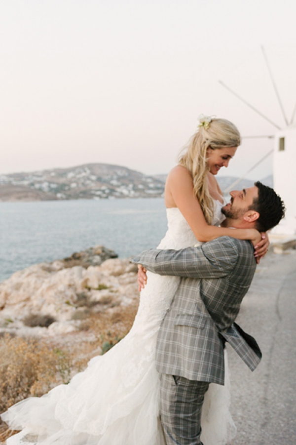 Traditional Cypriot Wedding in Paros
