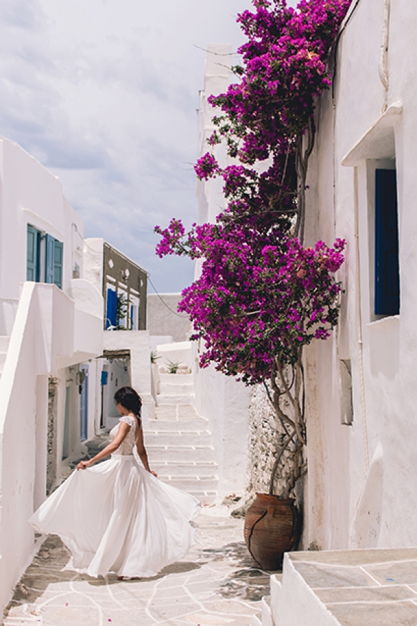 Destination Wedding in Sifnos