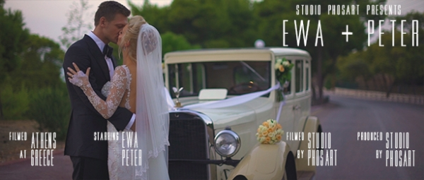 Elegant Wedding at Island Prive, Athens