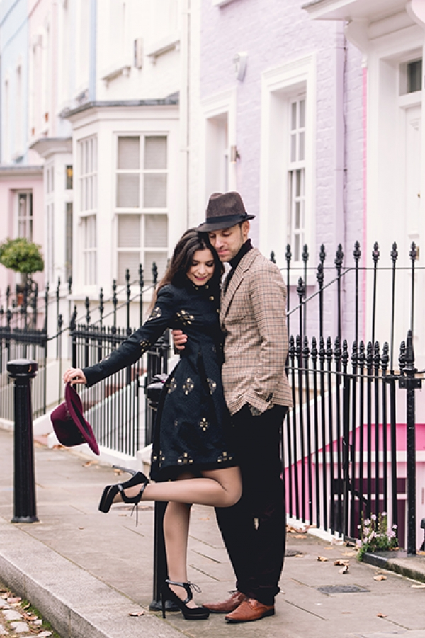 London Couple Photography