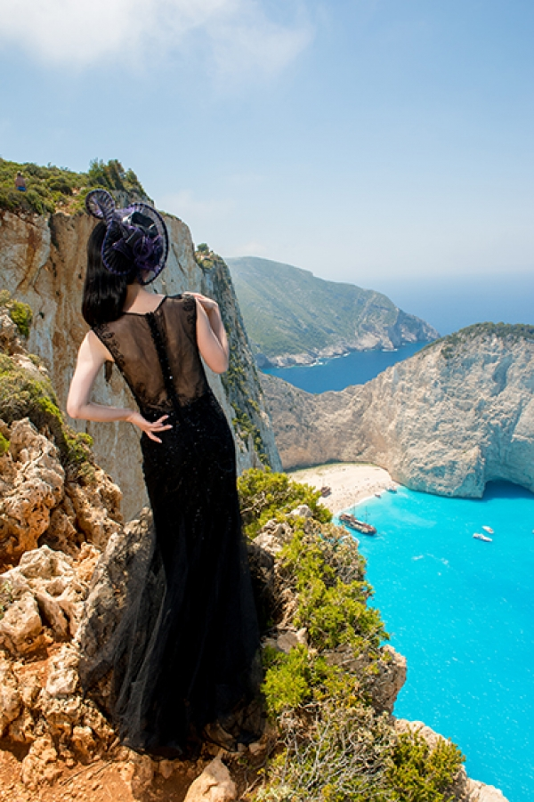 Styled Wedding Shoot in Zakynthos!