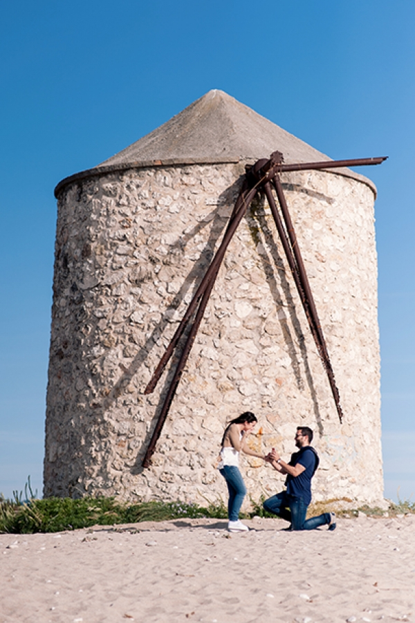 Romantic photo shoot in Lefkada!